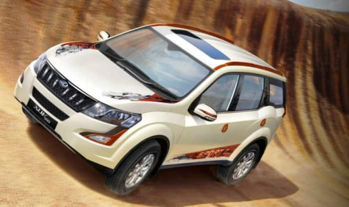Mahindra Xuv500 Sportz Limited Edition Launched Price In