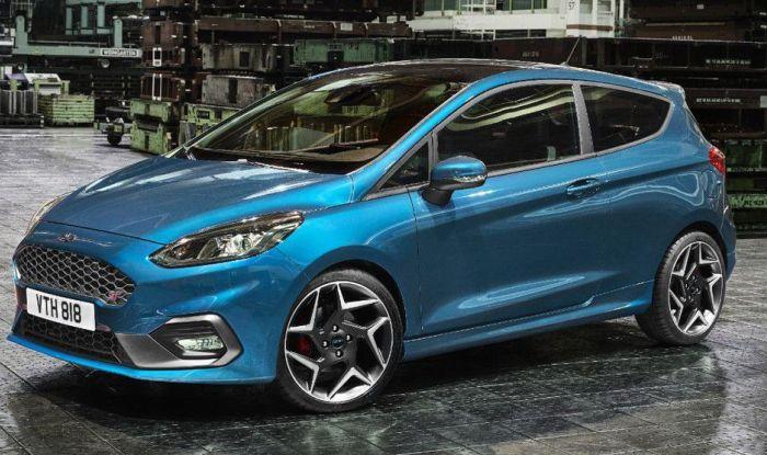 Ford Fiesta ST hot hatch presented ahead of Geneva debut