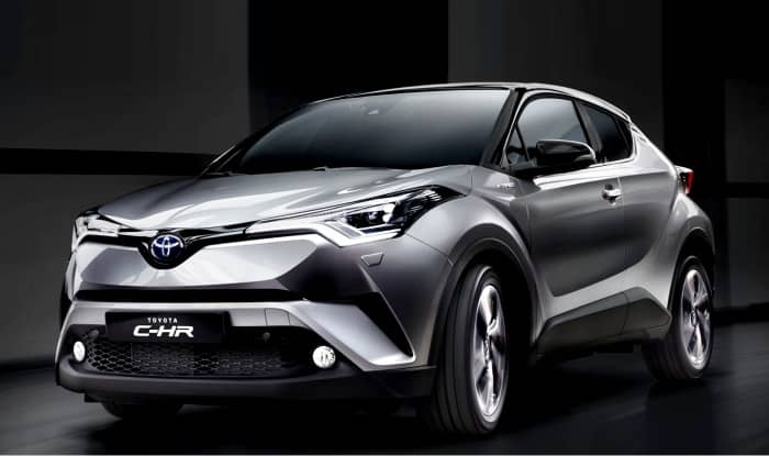 2018 toyota upcoming. interesting toyota toyota chr crossover suv india launch by 2018 to toyota upcoming a