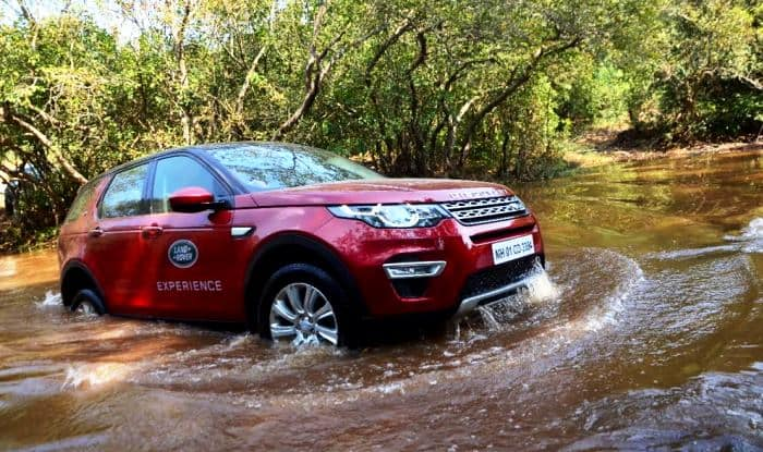 Land Rover Off-Road Drive Experience announced for Chennai