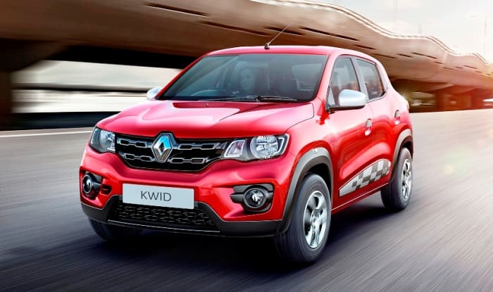 Renault Kwid 1L RXL variant launched; price in India at INR 3.54 lakh