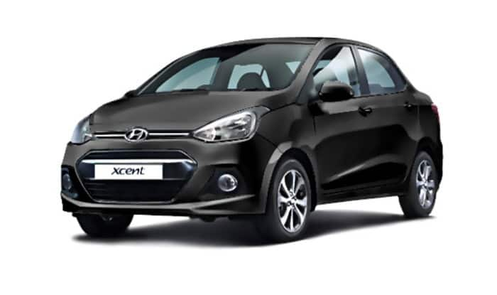 Hyundai xcent 2017 facelift india launch in april 2017 for Hyundai xcent exterior