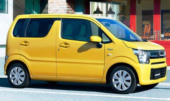 New (Maruti) Suzuki Wagon R, Stingray unveiled in Japan