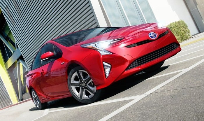 New-generation Toyota Prius Hybrid launched; price in India INR 38.96 lakh
