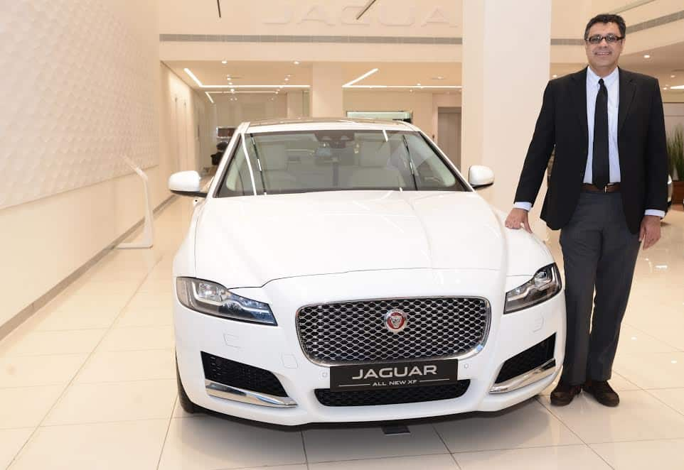 Jaguar India launches locally manufactured XF at INR 47.50 lakh in India
