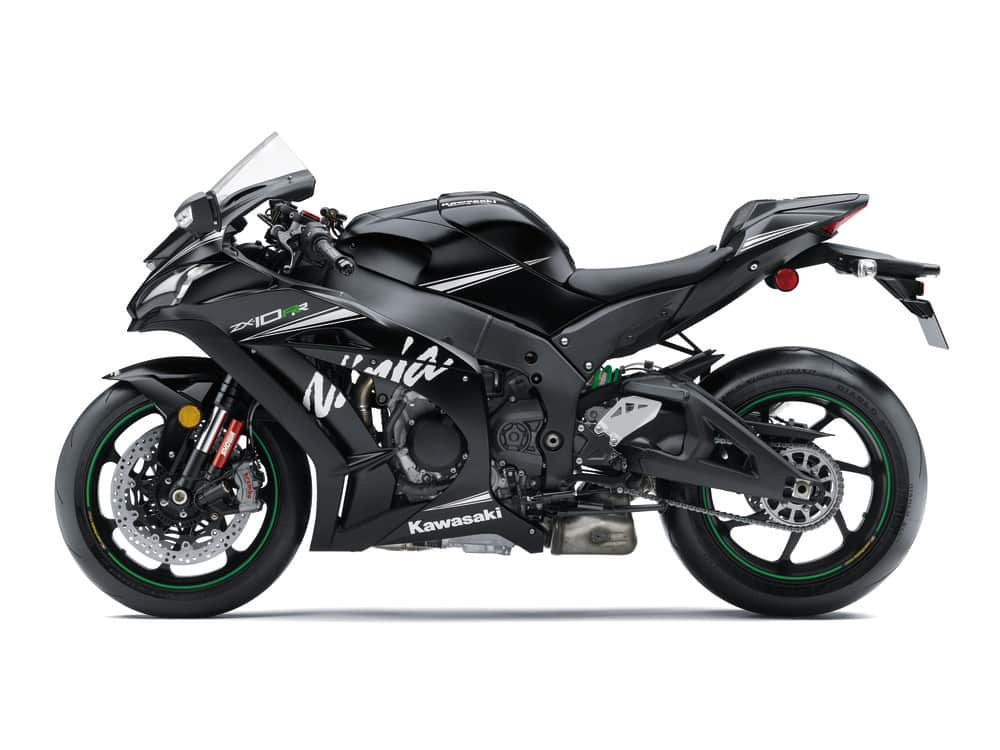 2017 Kawasaki Ninja ZX 10RR Launching Tomorrow In India