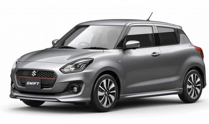 Maruti Suzuki Swift Rs