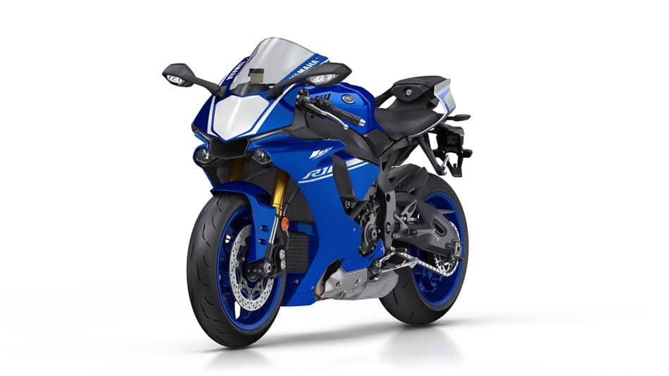 2017 yamaha yzf r1 yzf r1m introduced find new upcoming cars latest car bikes news. Black Bedroom Furniture Sets. Home Design Ideas