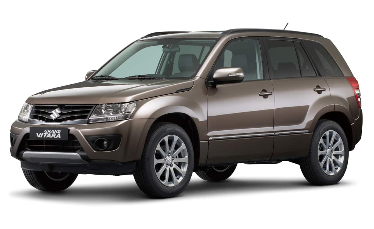 Suzuki Motor Corporation likely to introduce a coupe version of Vitara