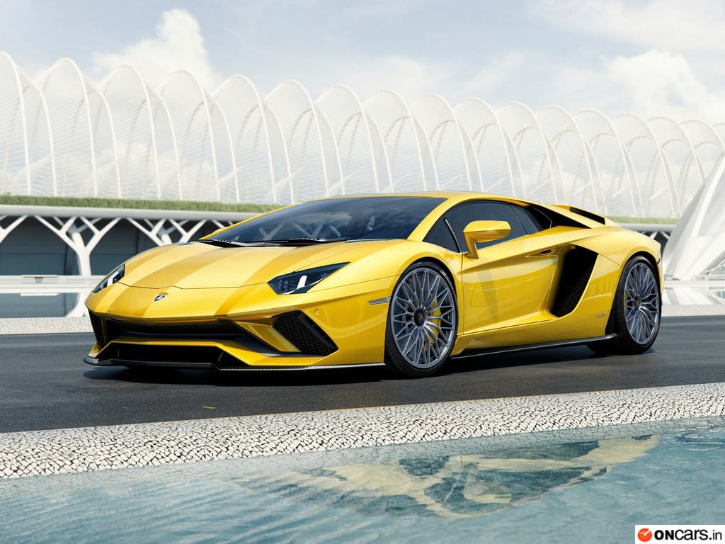 Lamborghini Aventador S launching tomorrow: Expected Price 5 Cr. in India