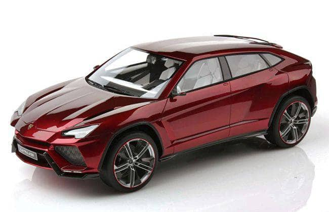 Lamborghini Urus Suv Likely To Be Launched In India In 2018 Report