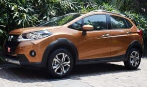 Honda WR-V launched in Maharashtra at INR 7.82 lakh to 10.06 lakh