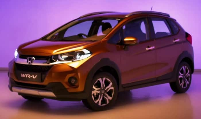 honda new car releaseHonda WRV teaser video released ahead of India launch on 16 March