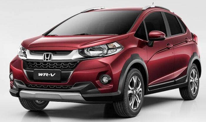 Honda WRV Everything You Need To Know Price In India - All honda cars in india