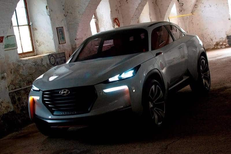 Hyundai's i20 based compact SUV likely to be called Kona; to be unveiled at the 2017 Geneva Motor Show