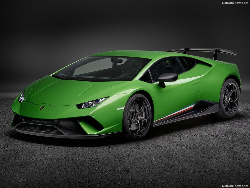 Lamborghini Huracan Performante launch date in India revealed