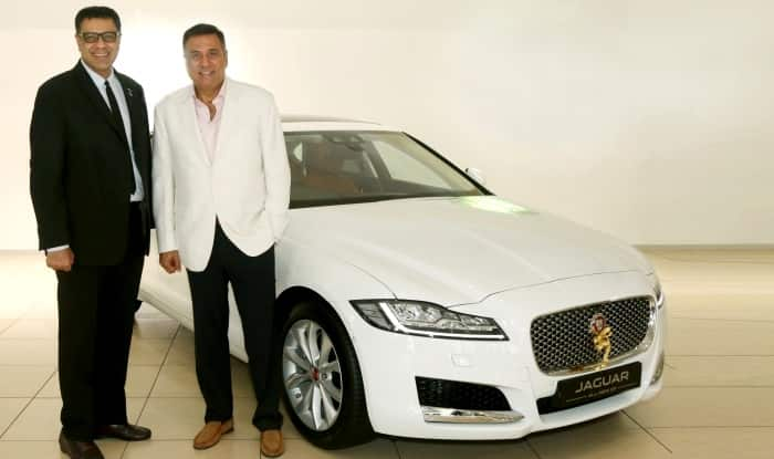 Bollywood Veteran Actor Boman Irani Buys Himself A Brand New Jaguar XF