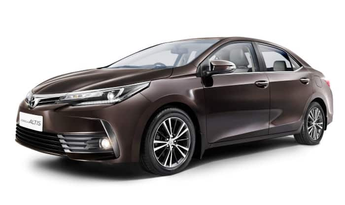 Toyota Corolla Altis launched; price in India starts from INR 15.87 lakh