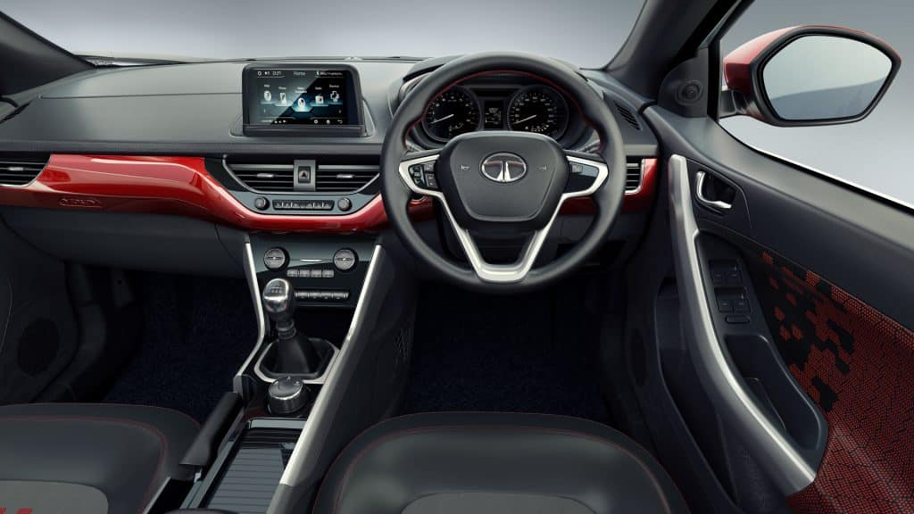 Tata Motors Unveils The Nexon Sub Compact Suv At The Geneva
