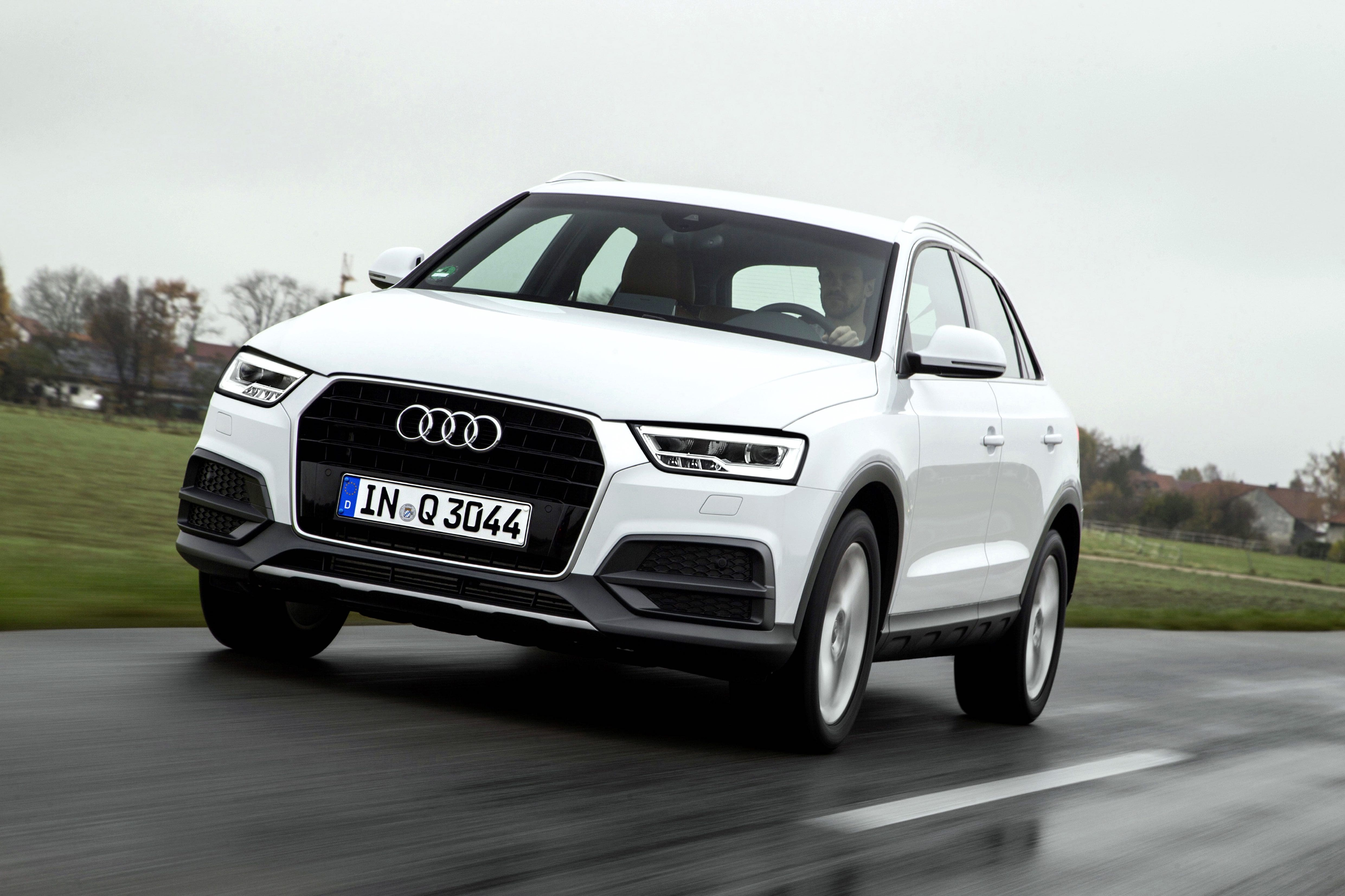 New Audi Q TFSI Launched In India At INR Lakh Find - Audi car 1000cc