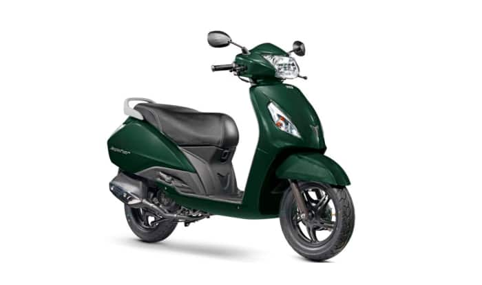 TVS Jupiter with BS-IV compliant engine launched; Priced in India at INR 49,666