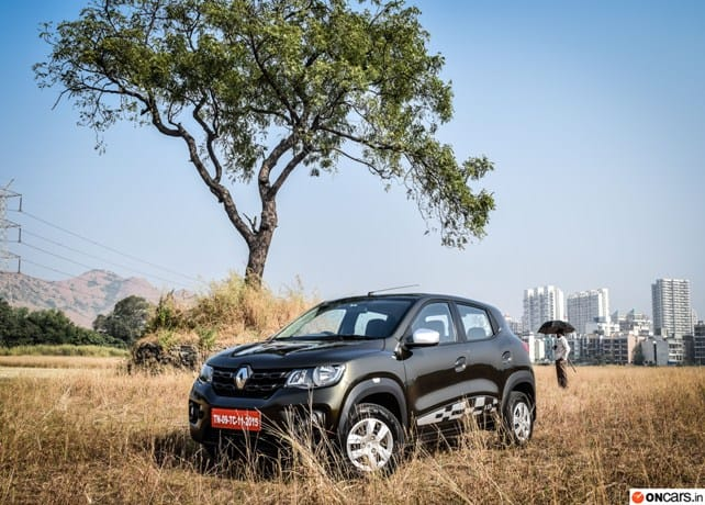 Renault Kwid 1.0-litre AMT in high demand: Manual variant not far behind