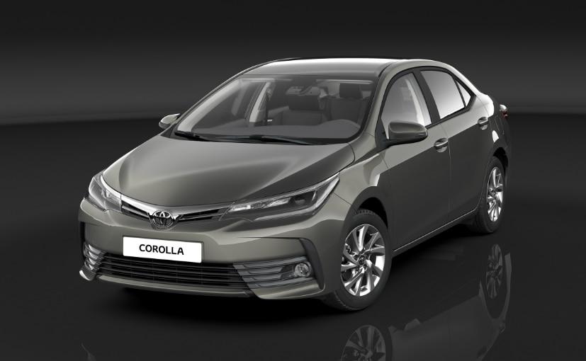 Toyota Corolla Altis 2017 launching tomorrow in India