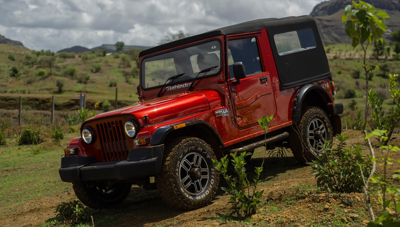Next Generation Mahindra Thar Under Works