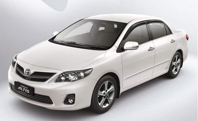 Toyota Corolla Altis recalled in India due to faulty air-bag issue