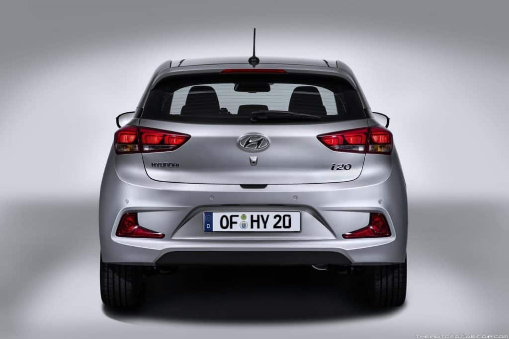 2018 hyundai i20 facelift what all to expect find new upcoming cars latest car bikes. Black Bedroom Furniture Sets. Home Design Ideas