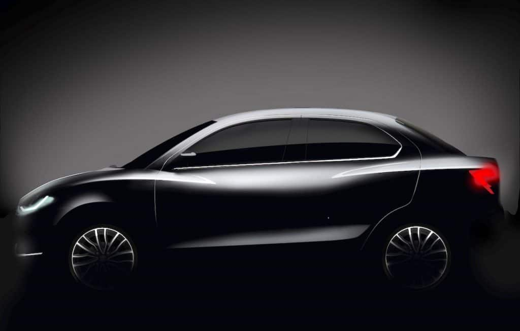 2017 Maruti Swift Dzire to be unveiled today in India