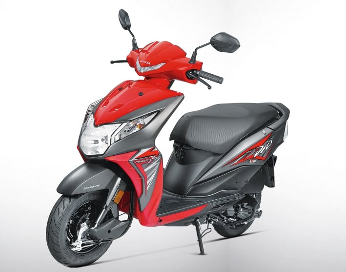 Top Sporty Automatic Scooters In India Under INR Find - Sporty auto