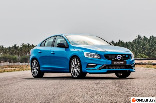 Volvo S60 Polestar – First Drive Report