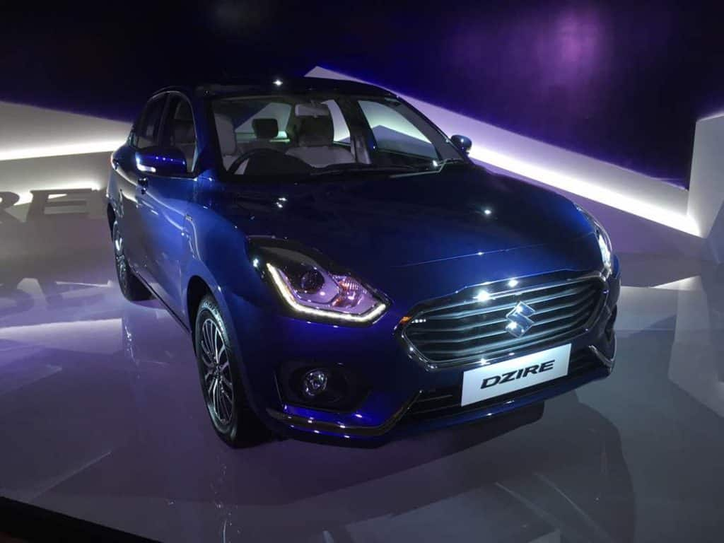 Here We Bring You Live Updates Straight From The Unveiling Of 2017 Maruti Dzire