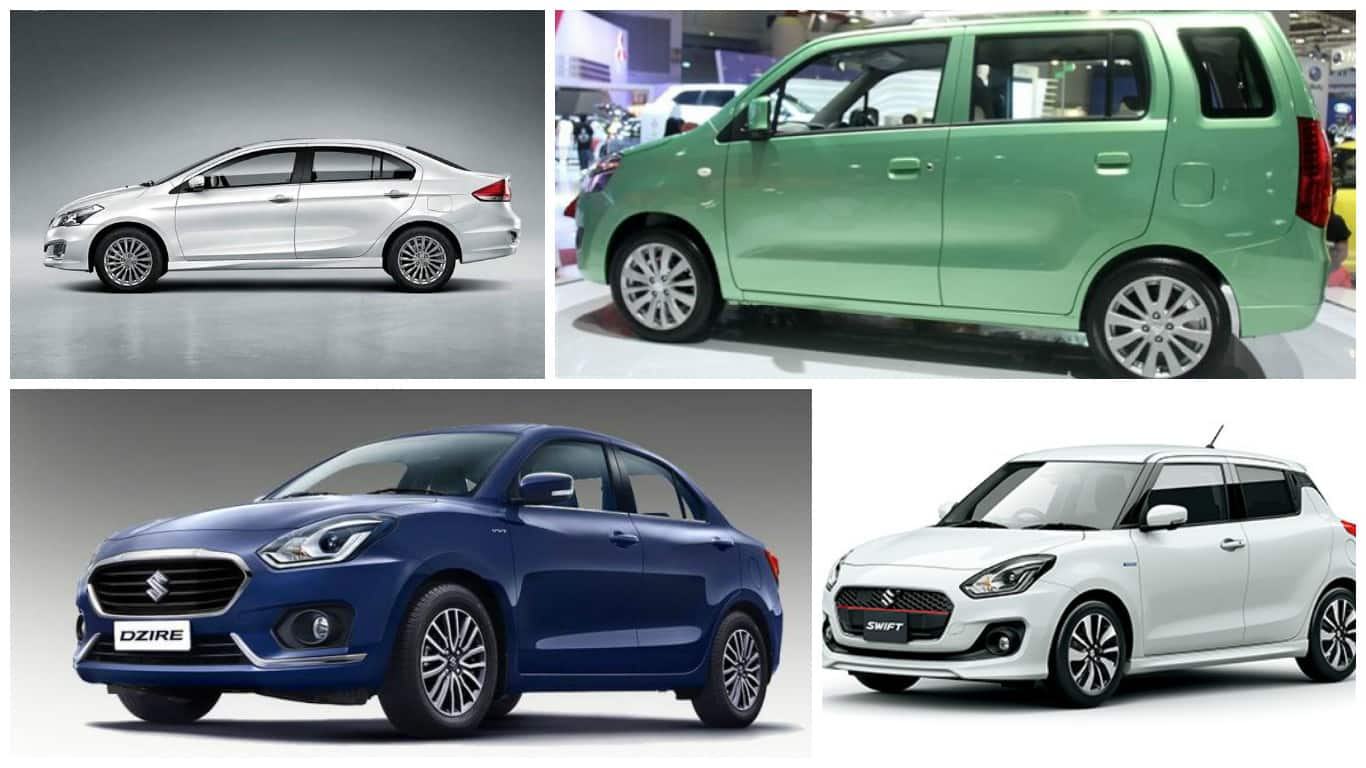 Upcoming Maruti Suzuki Cars In India In 2017