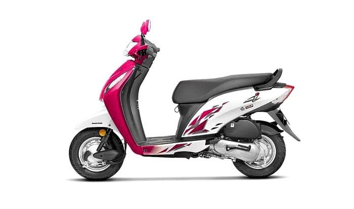 New 2017 Honda Activa i BS-IV launched in India at INR 47,913; Gets 5 exterior dual-tone colours