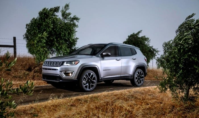 Jeep Compass India unveiling on April 12; Micro website live & official teaser out