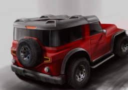 Mahindra Roxor Off-Roader to Launch in US in 2018; To be Manufactured at Mahindra's MANA facility in Detroit