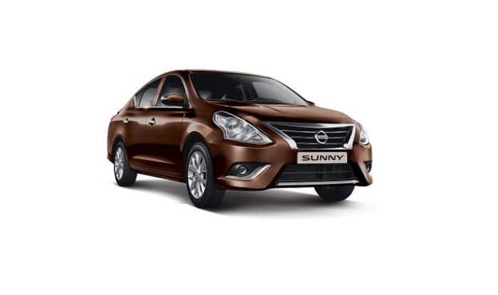 Nissan Sunny prices reduced; Price in India starts at INR 6.99 lakh ...