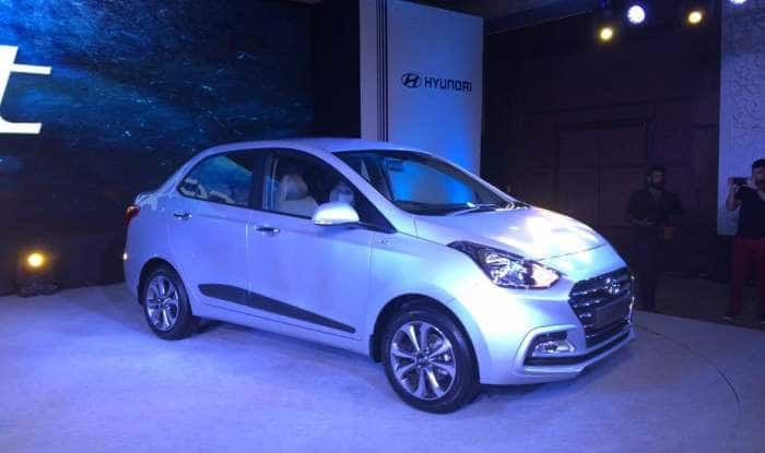 2017 Hyundai Xcent Facelift Launched Price In India Starts At 5 38