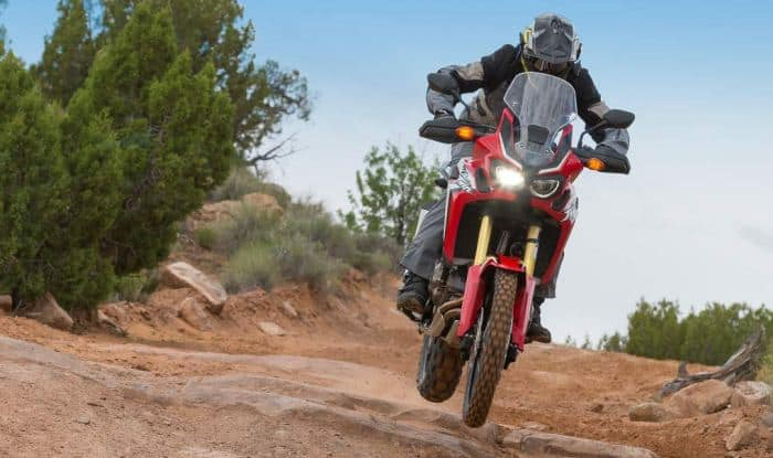 Honda to launch four two-wheelers in FY2017-18; Africa Twin India launch in July
