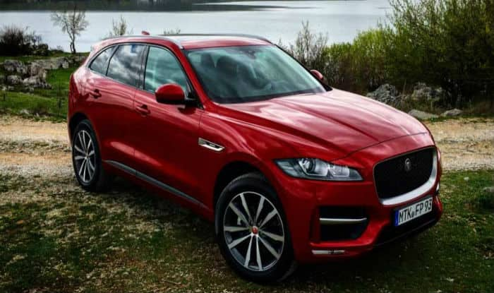 Jaguar F-Pace wins 2017 Best and Most Beautiful Car in the World title