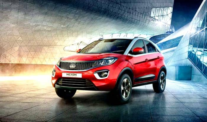 Tata Nexon Top 5 Features: Multi Drive Modes, Apple CarPlay, Android Auto & Touch-Screen Display
