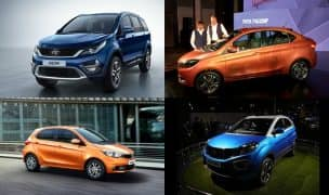 Tata Nexon, Hexa, Tiago, Tigor & Zest to get Price Hike of up to INR 25,000