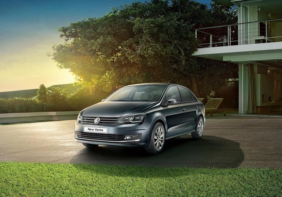 Volkswagen Vento Highline Plus launched in India at INR 10.84 lakh