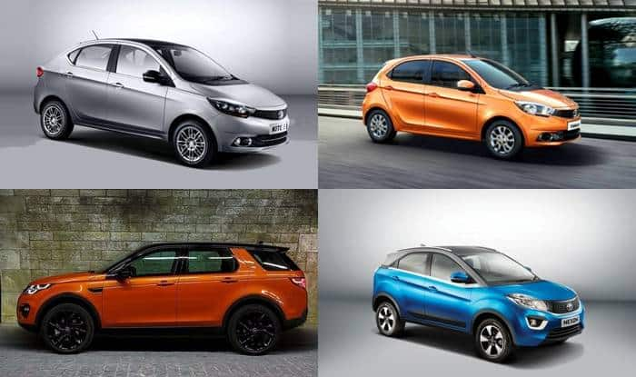 new car launches planned in indiaUpcoming cars from Tata Motors to launch in India in 201718