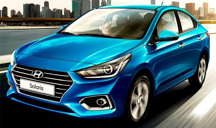 Hyundai Verna 2017 Spotted Testing in India Ahead of Launch in August; Bookings Open