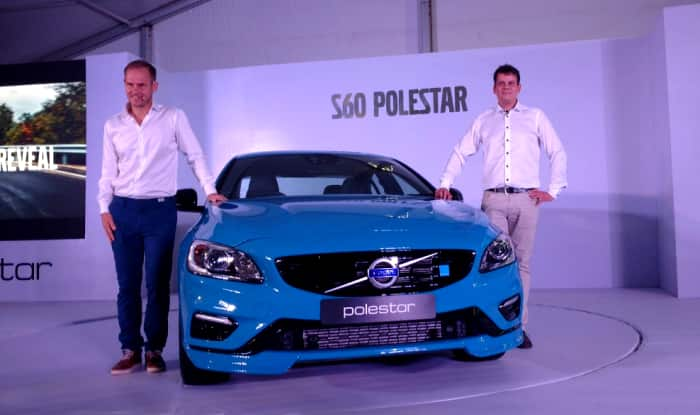 Volvo S60 Polestar launched; Priced in India at INR 52.5 lakh