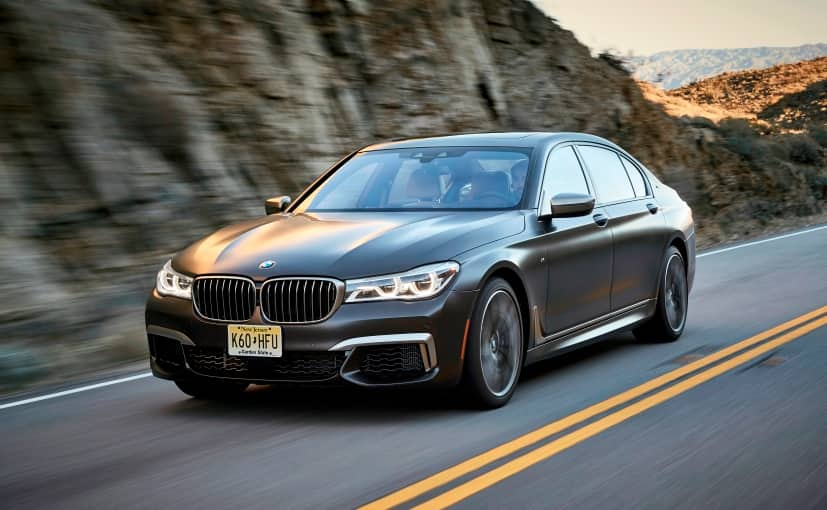 BMW Launches Their Most Powerful Car In India M760Li