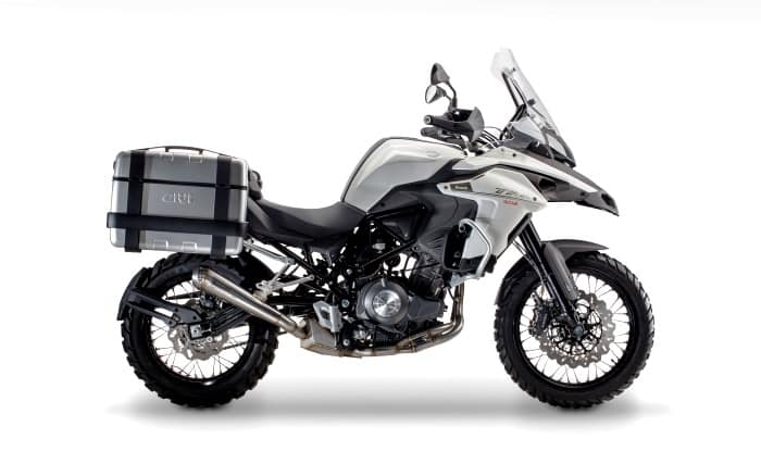 Benelli TRK 502 (The TRK 302 will be based on this)